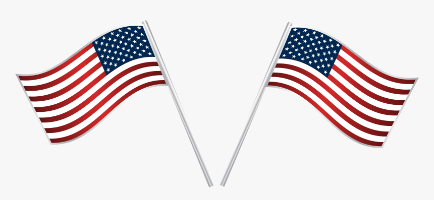 Flag 4th Of July Png, Transparent Png, Free Download