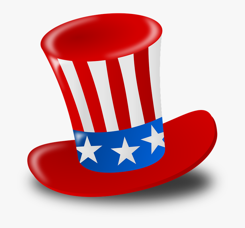 Independence Day Usa Clipart, HD Png Download, Free Download
