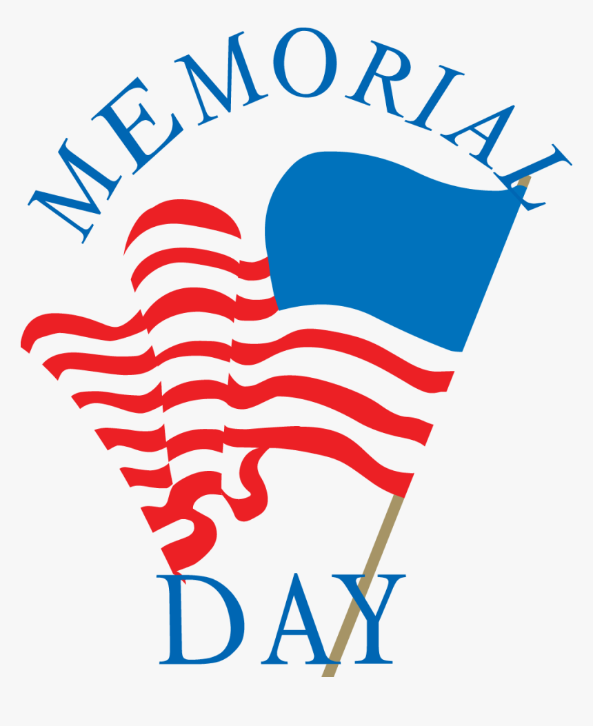 Happy Memorial Day 2019 Clip Art Memorialdayimagesorg - Memorial Day Clip Art, HD Png Download, Free Download
