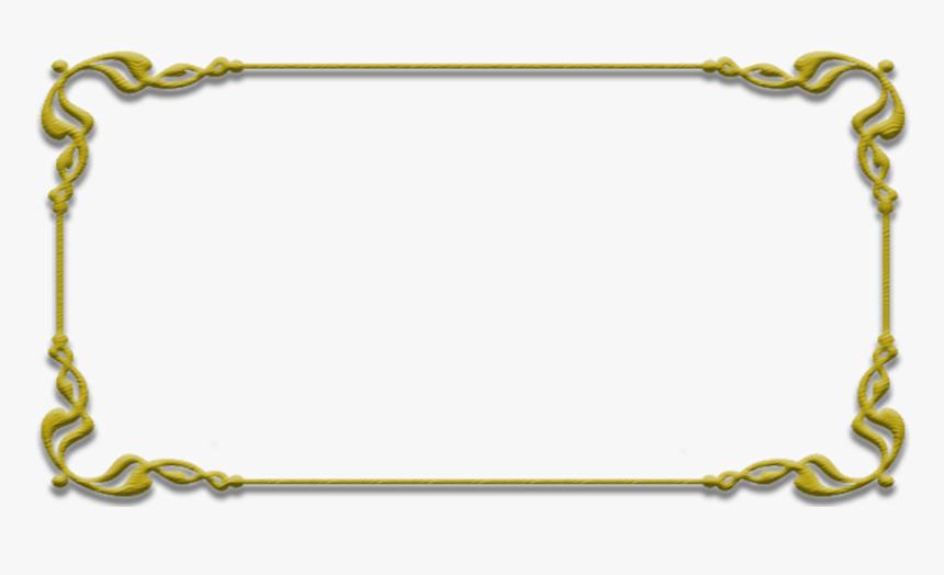 Transparent Metal Border Png - Chain, Png Download, Free Download