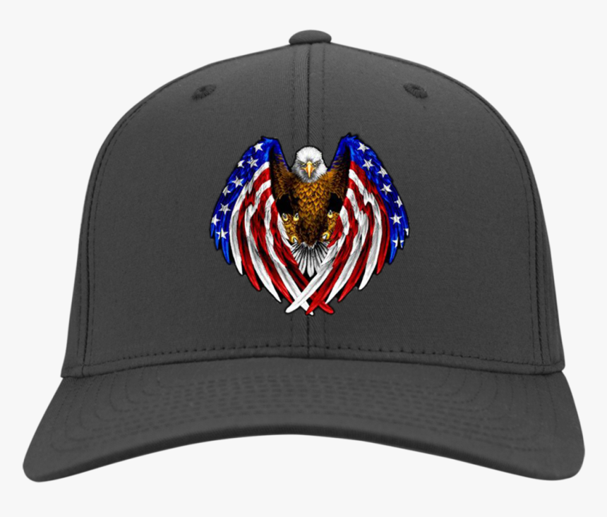 American Usa Flag Eagle Memorial Day 4th Of July Cap - Animated Gif Happy 4th Of July Fireworks, HD Png Download, Free Download