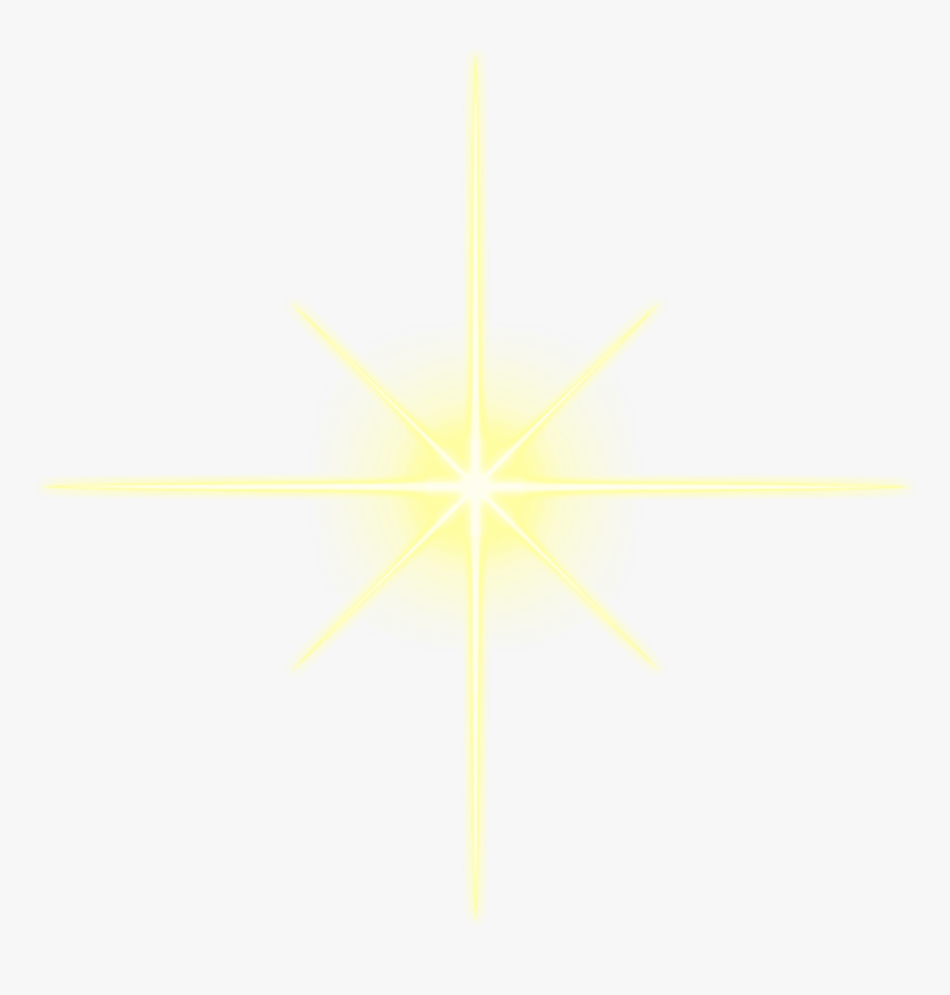 Transparent Anime Sparkles Png - Gold, Png Download, Free Download