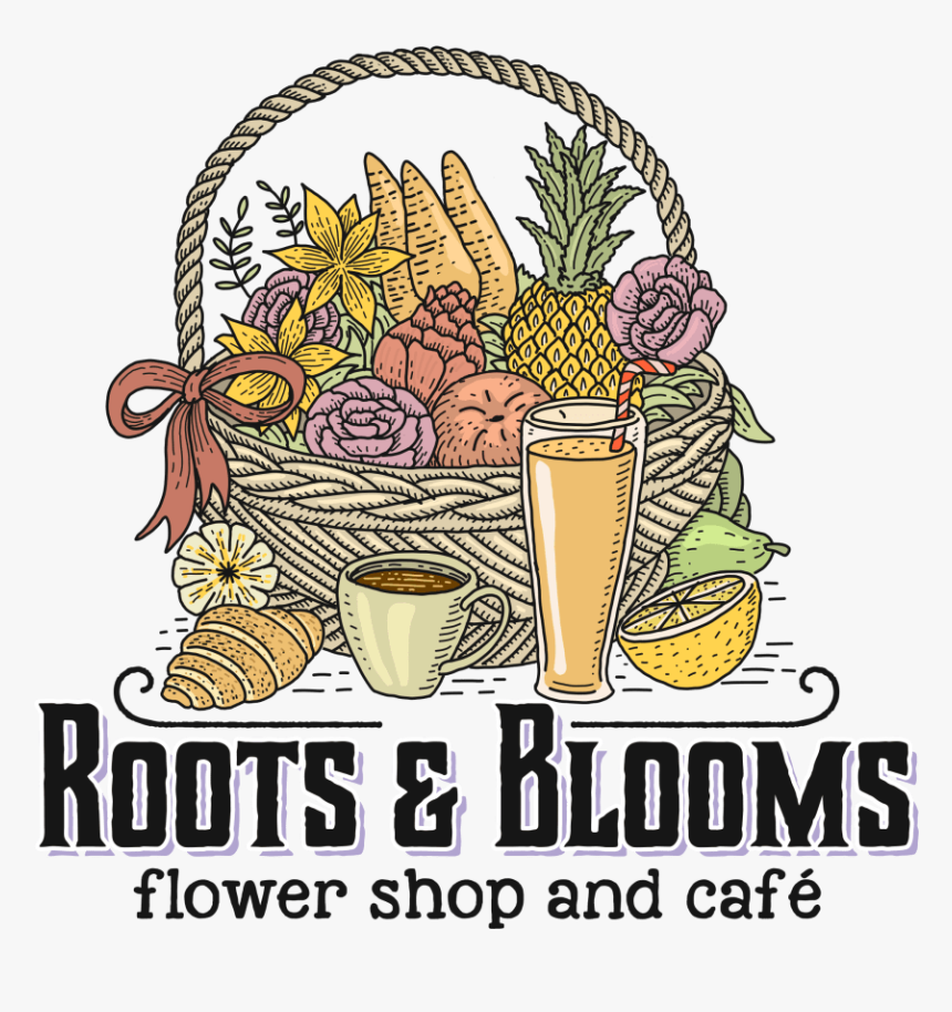 The Roots And Blooms - Illustration, HD Png Download, Free Download