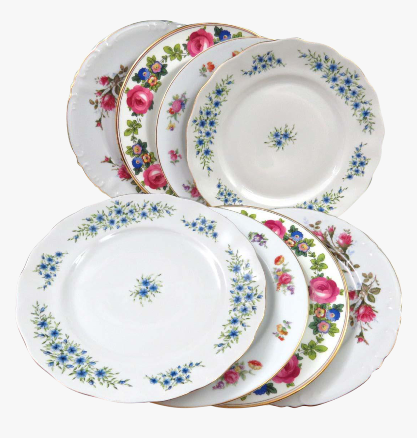 Transparent Dinner Set Png - Dinner Set Plate Png, Png Download, Free Download