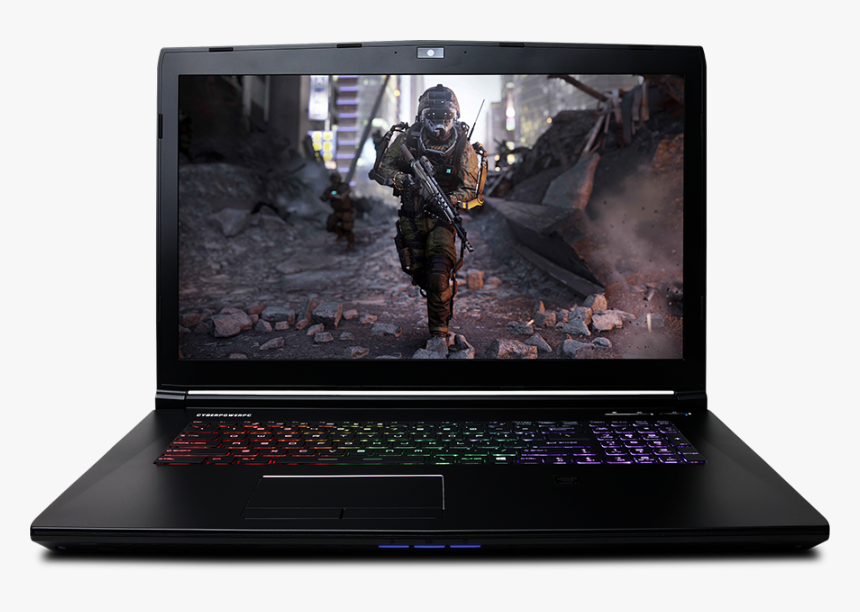 Laptop Png Gaming - Call Of Duty Advanced Warfare, Transparent Png, Free Download