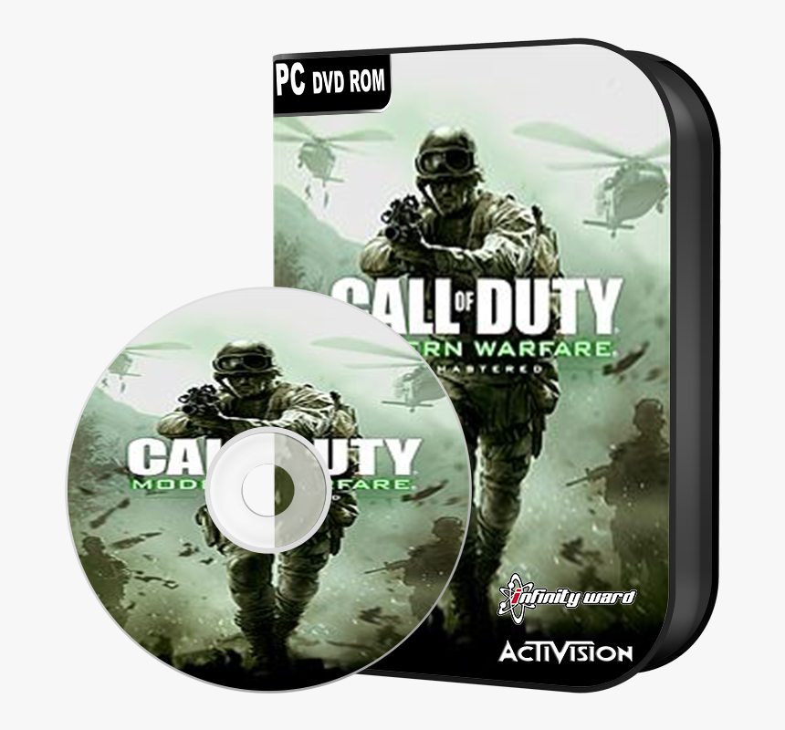 Call Of Duty® - Call Of Duty Modern Warfare Remastered, HD Png Download, Free Download