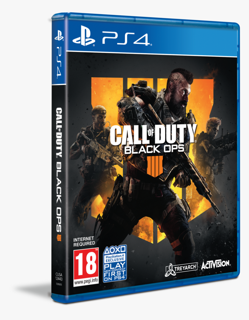 Call Of Duty - Call Of Duty Black Ops, HD Png Download, Free Download