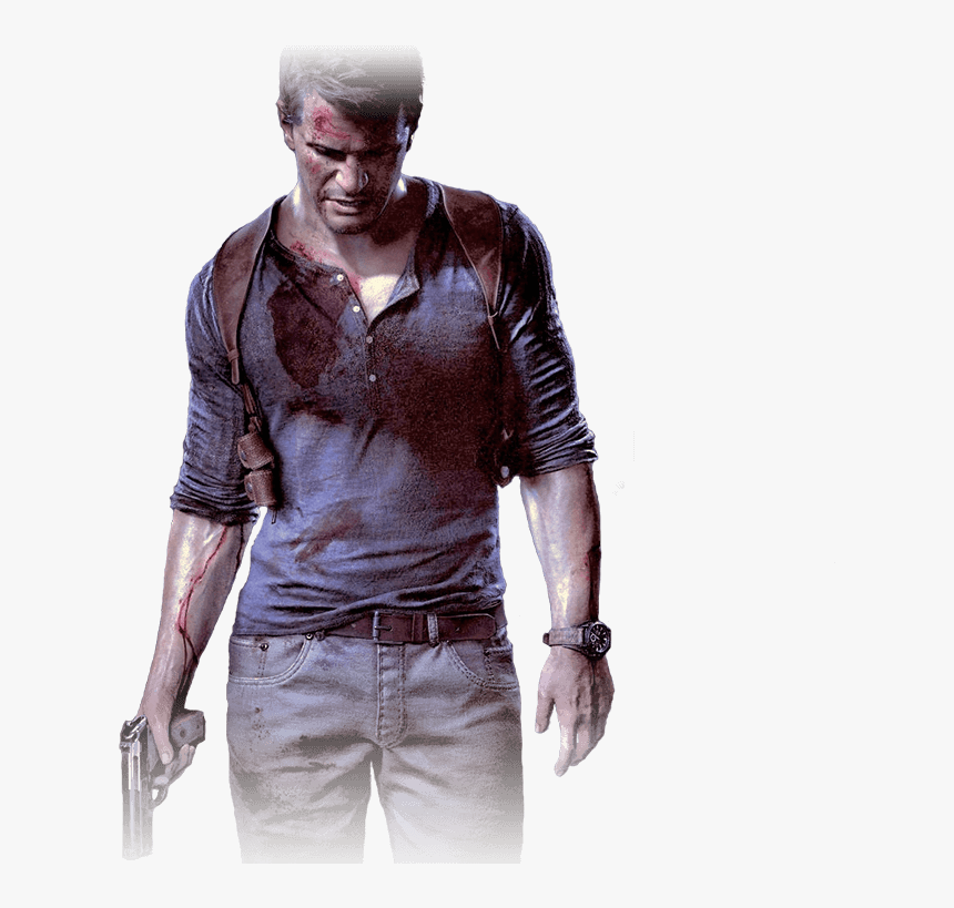 Transparent Modern Warfare Remastered Png - Nathan Drake Uncharted 4 Png, Png Download, Free Download