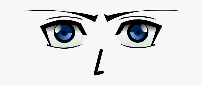 Anime Boy - Anime Boy Face Png, Transparent Png, Free Download