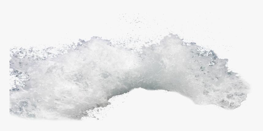 Clipart Waves Ocean Splash - Water Splash Sea Png, Transparent Png, Free Download