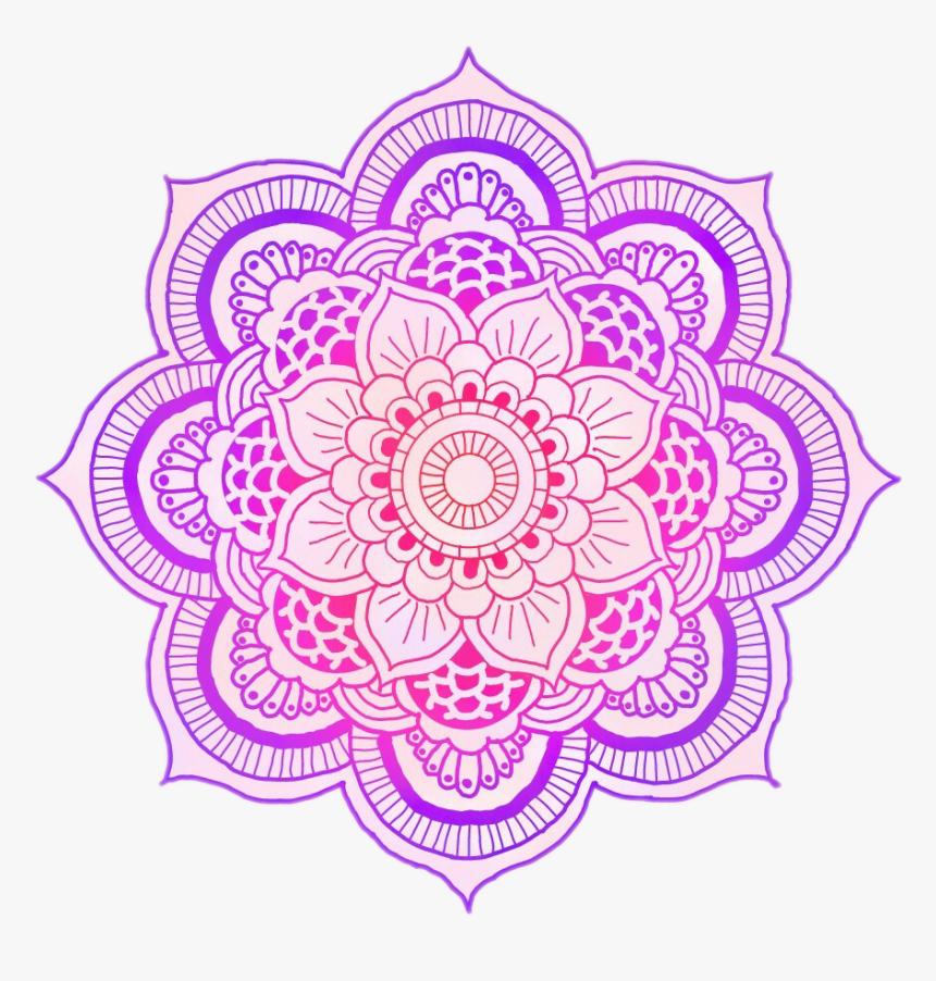 Transparent Colorful Mandala Png - Mandalas Png, Png Download, Free Download