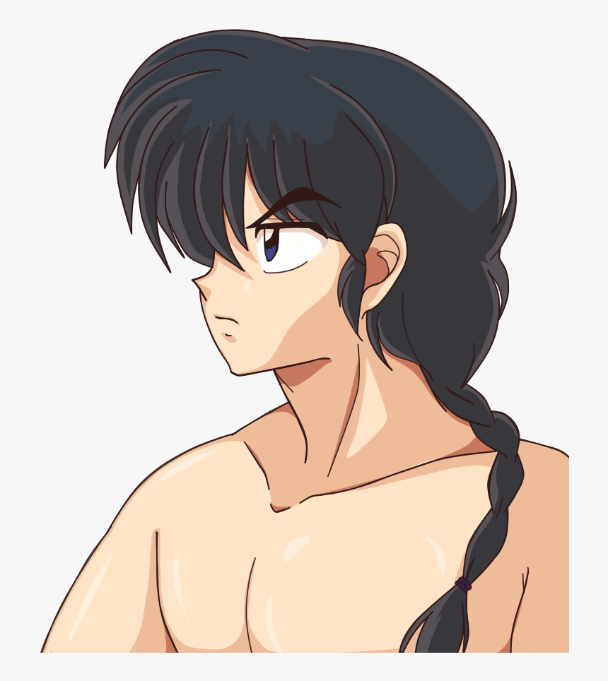 Transparent Ranma 1/2 Png - Ranma Saotome Hd, Png Download, Free Download