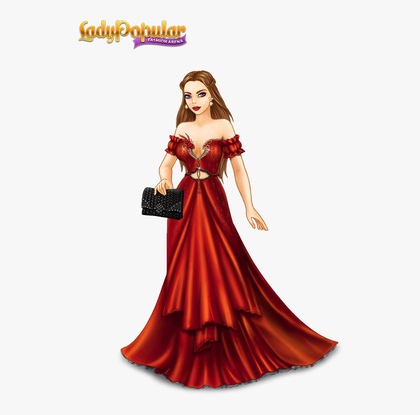 Picture - Lady Popular Fashion Arena Фото, HD Png Download, Free Download