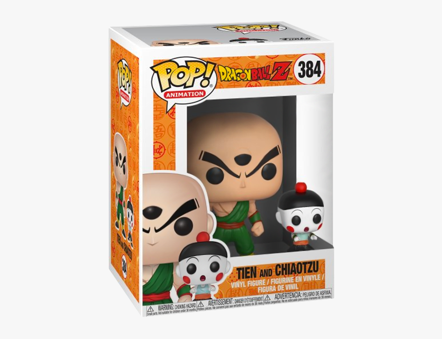 Dragon Ball Funko Pop Tien, HD Png Download, Free Download
