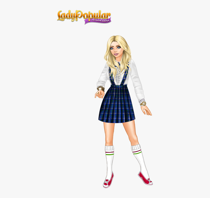 Picture - Lady Popular Pretty Little Liars, HD Png Download, Free Download