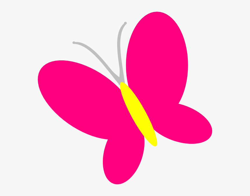 Cute Butterfly Vector Png, Transparent Png, Free Download