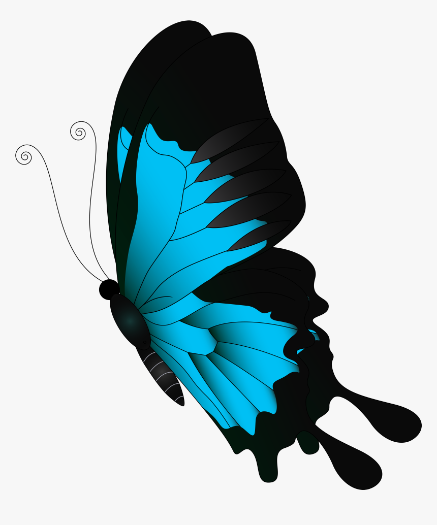 Butterfly Png Flying Butterflies - Red Butterfly Png Transparent, Png Download, Free Download