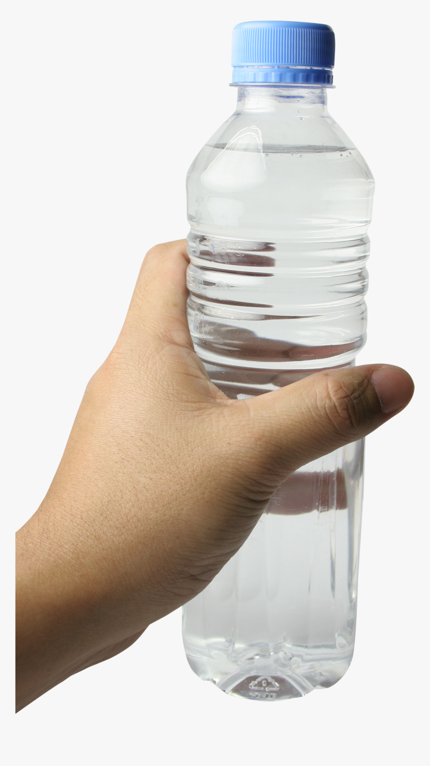 Download Hand With Water Bottle Png Transpa Image - Рука С Бутылкой Пнг, Transparent Png, Free Download