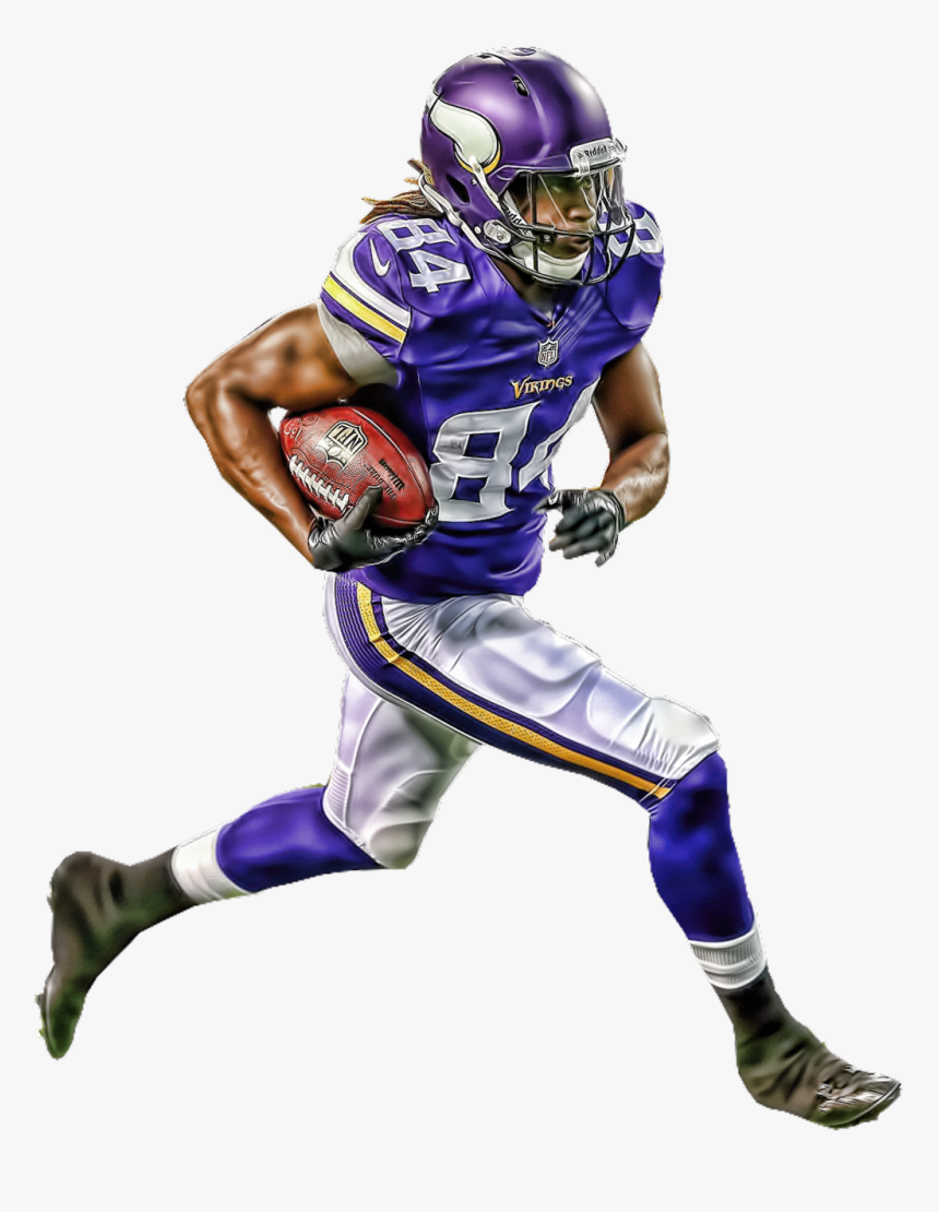 American Football Player - American Football Player Clipart Png, Transparent Png, Free Download