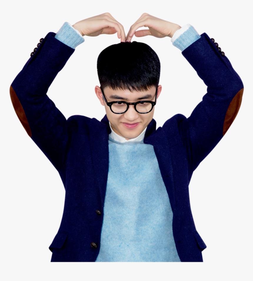 Exo Kyungsoo Png, Transparent Png, Free Download