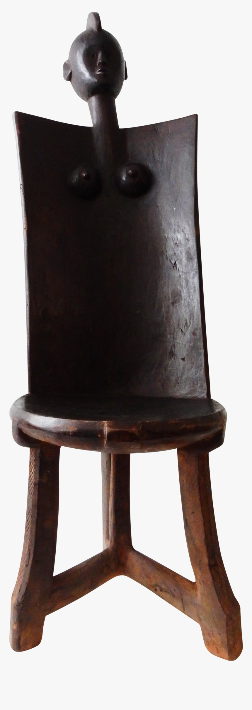 Transparent Three Legged Stool Png - Chair, Png Download, Free Download