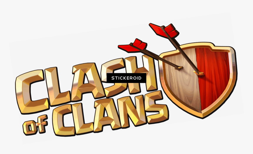 clash of clans logo hd png download kindpng clash of clans logo hd png download