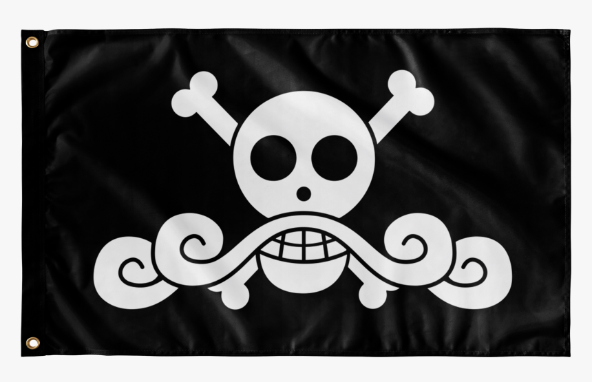 Flags Wall Flag - One Piece Roger Flag, HD Png Download, Free Download