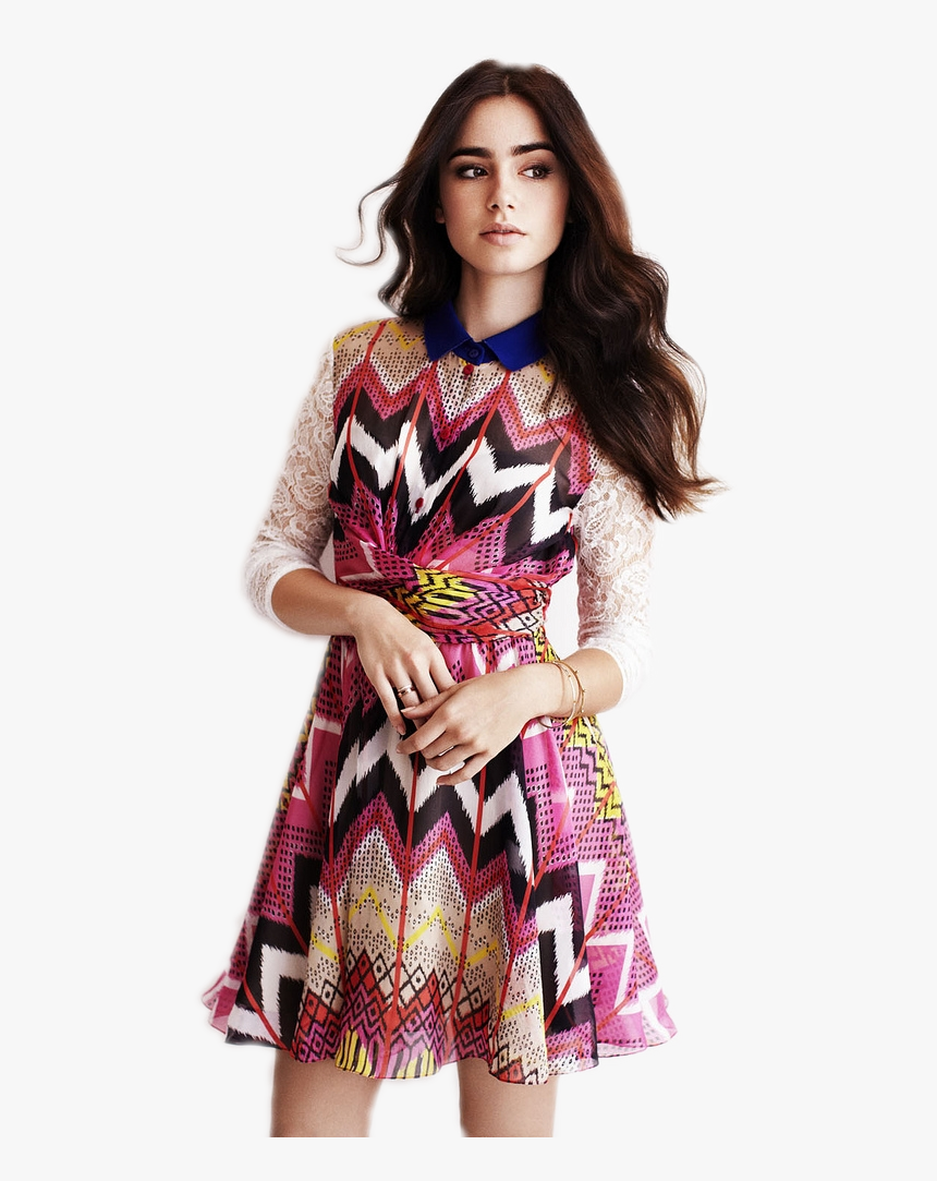 Lily Collins Png, Transparent Png, Free Download