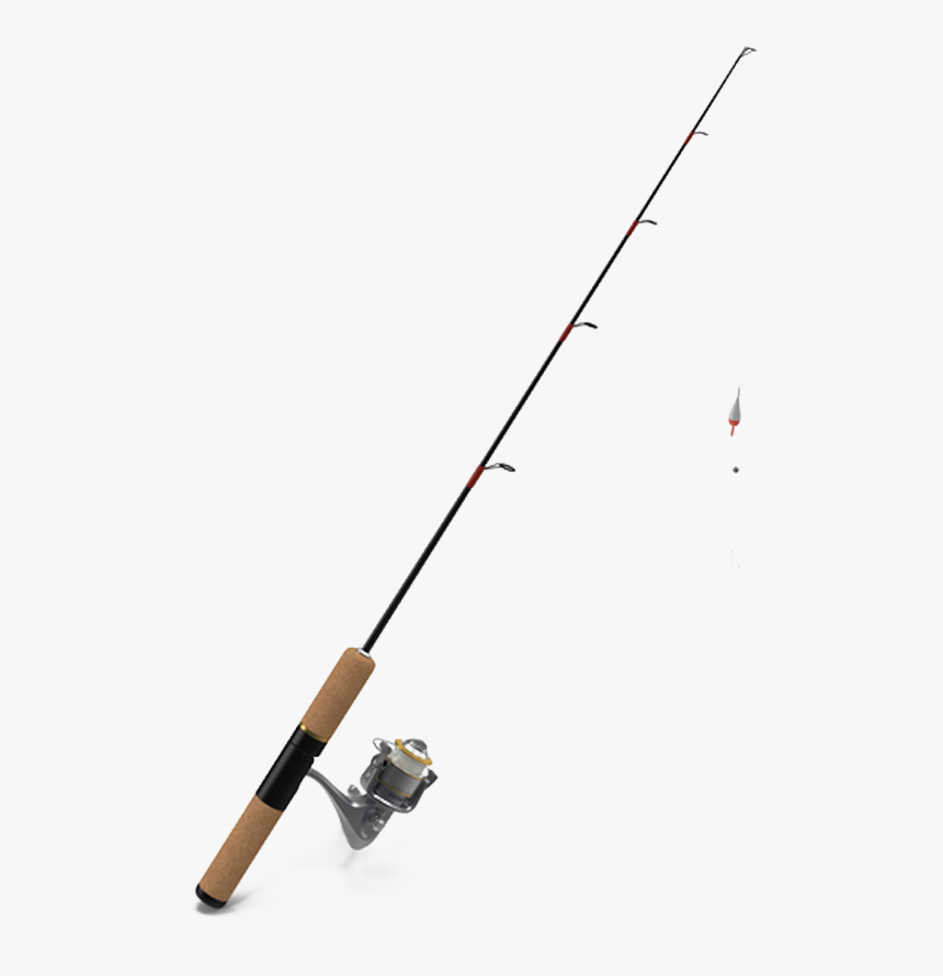 Angling Fishing Rod - Real Fishing Rod Png, Transparent Png, Free Download
