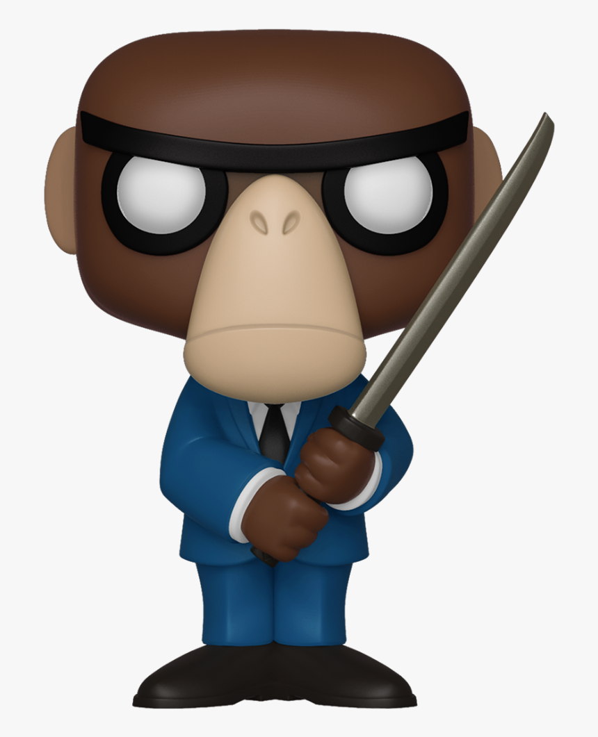Monkey Assassin Funko Pop - Funko Pop Monkey Assassin, HD Png Download, Free Download