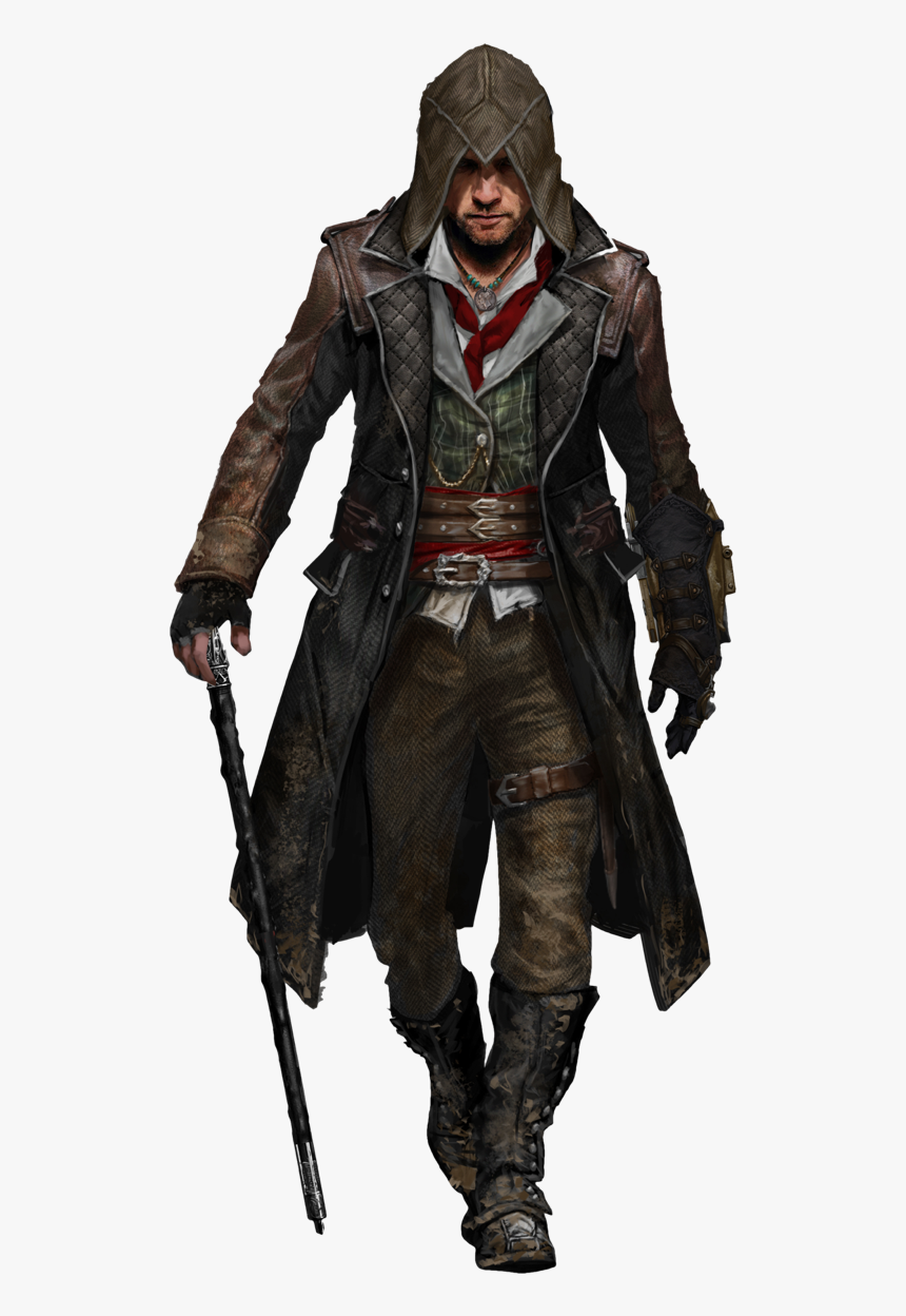 Assassin S Creed Syndicate Jacob Concept Art Hd Png Download