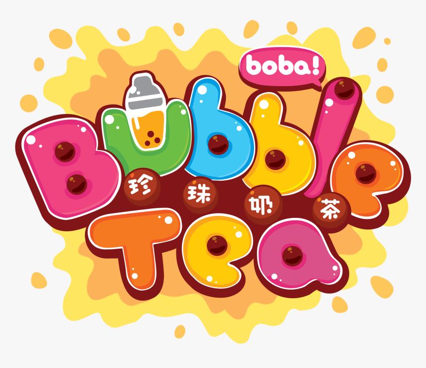 Transparent Boba Tea Clipart - Bubble Tea Board Game, HD Png Download, Free Download