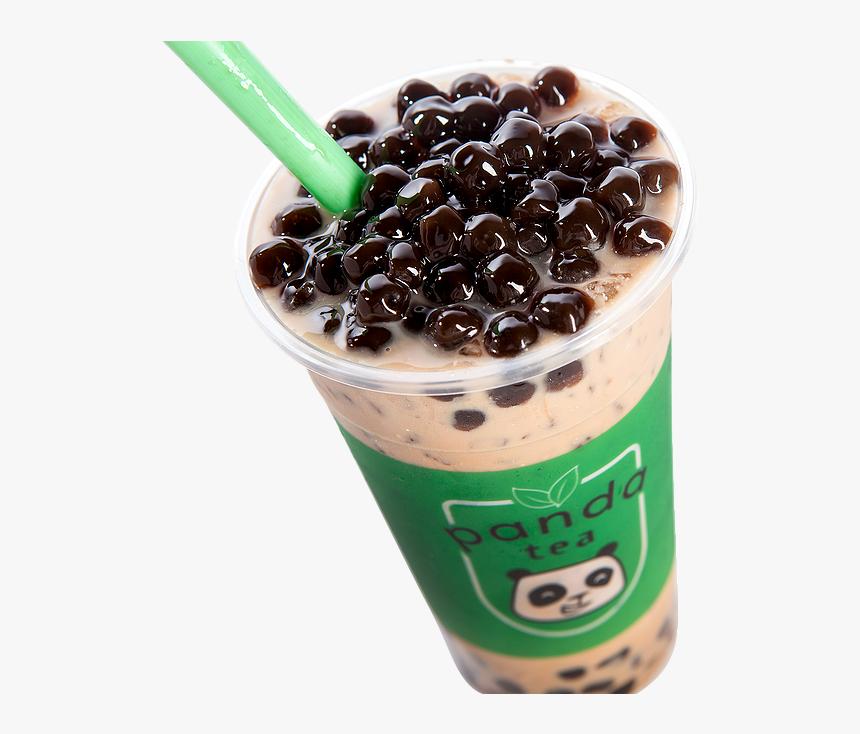 Milk Tea Boba - Bilberry, HD Png Download, Free Download
