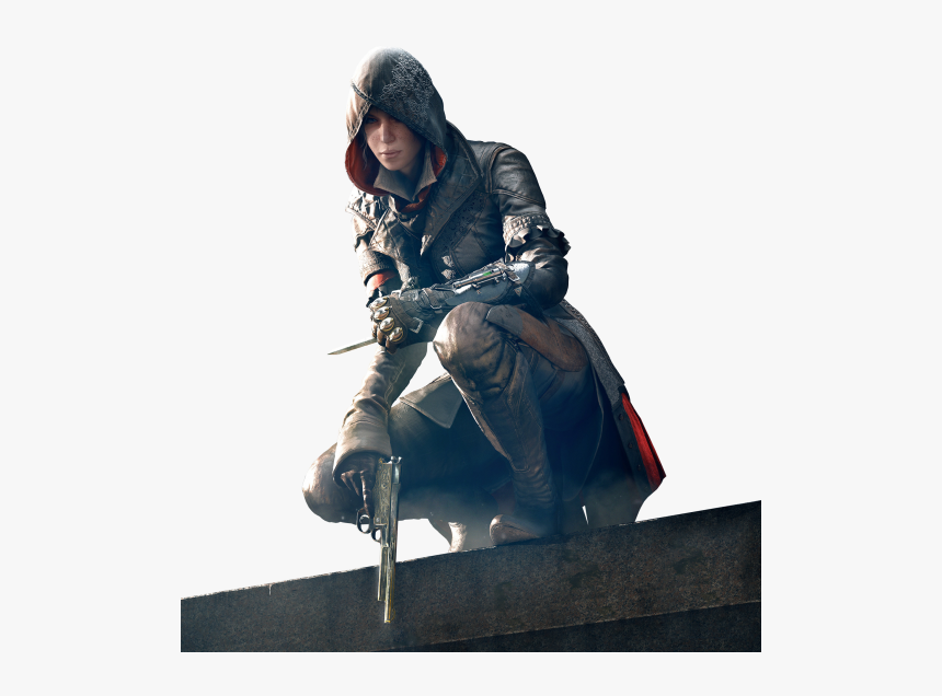 Assassin S Creed Syndicate Evie Poster Hd Png Download Kindpng