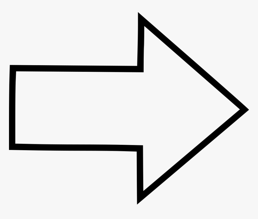 Arrow Arrows Direction Next Right - Direction Png White, Transparent Png, Free Download