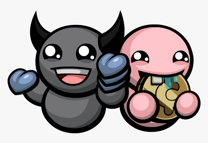 Binding Of Isaac Cute, HD Png Download, Free Download