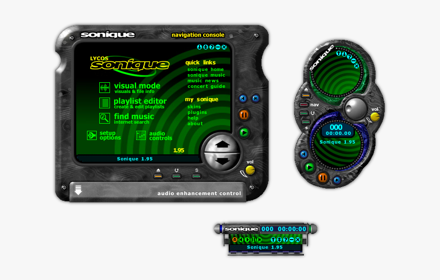 Old Mp3 Player Software, HD Png Download, Free Download