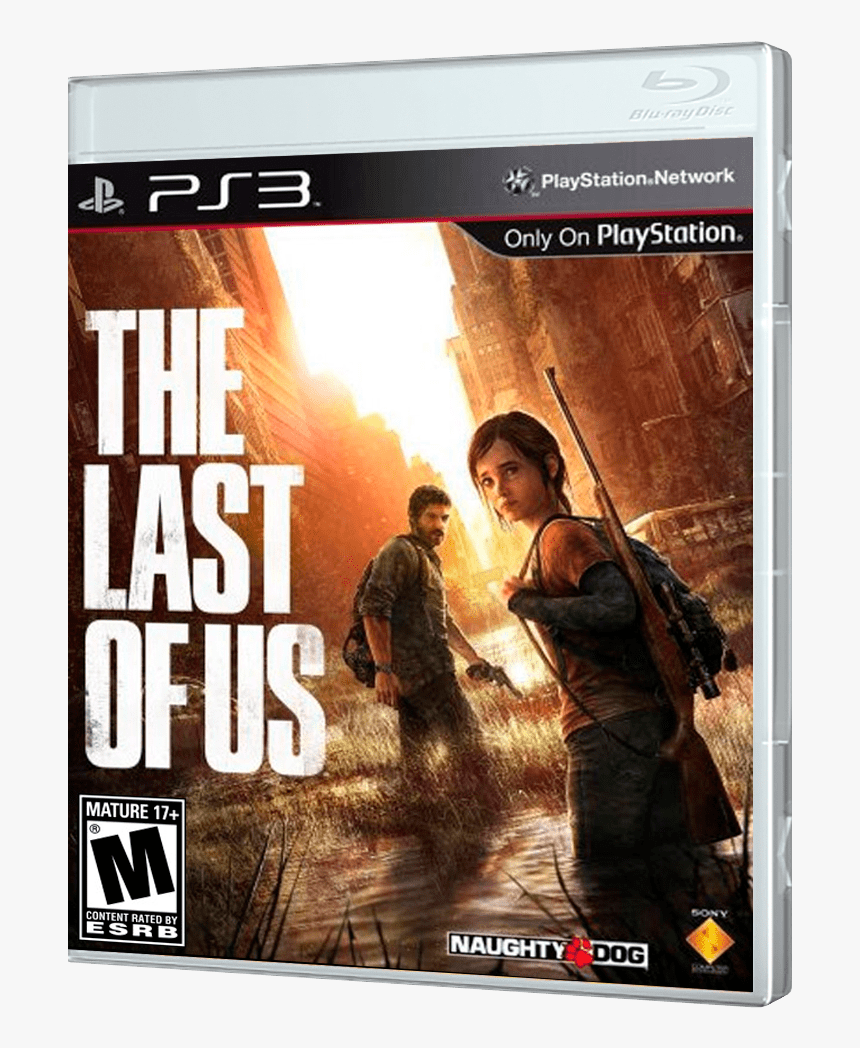 Last Of Us Ps3 Cover, HD Png Download, Free Download