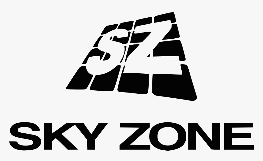 Sky Zone Logo Png Transparent - Sky Zone Clipart, Png Download, Free Download