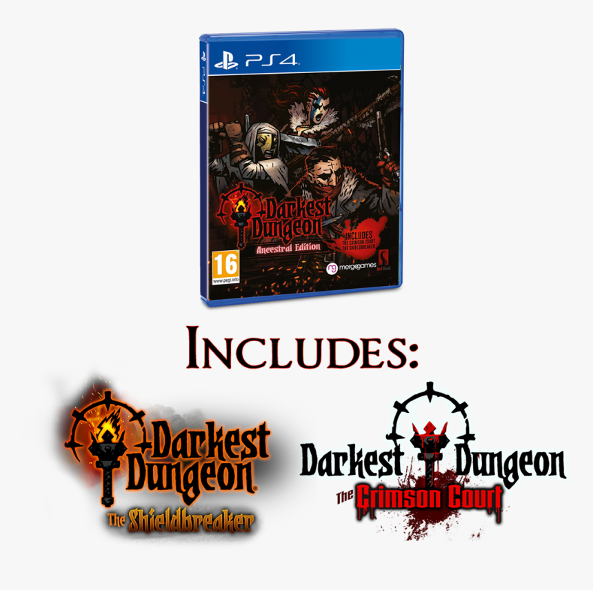 Darkest Dungeon , Png Download - Pc Game, Transparent Png, Free Download