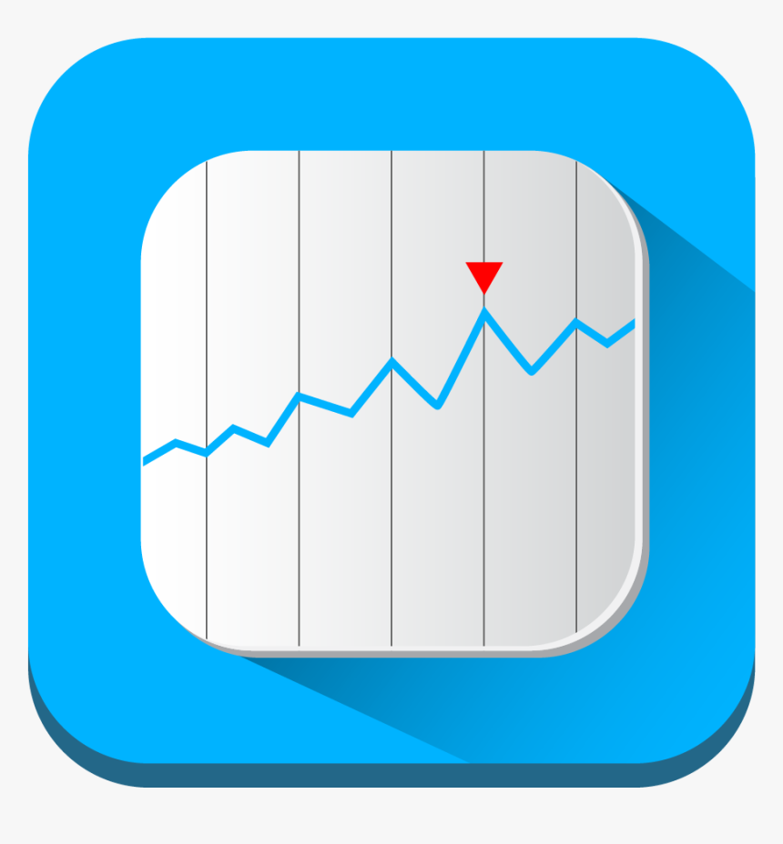 Stock App Icon Png, Transparent Png, Free Download