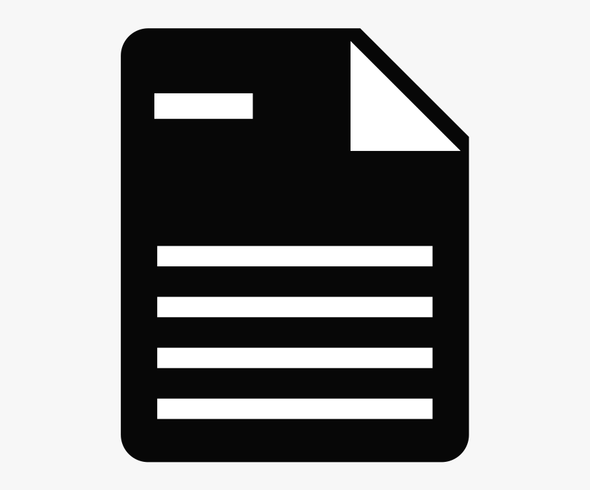 Document Png - - Document File Icon Png, Transparent Png, Free Download