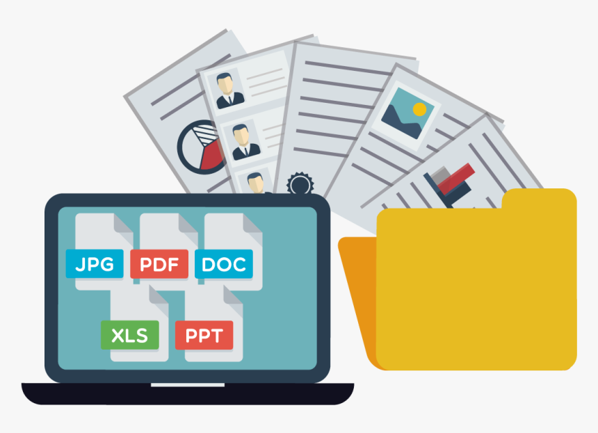 Document Management System Png, Transparent Png, Free Download