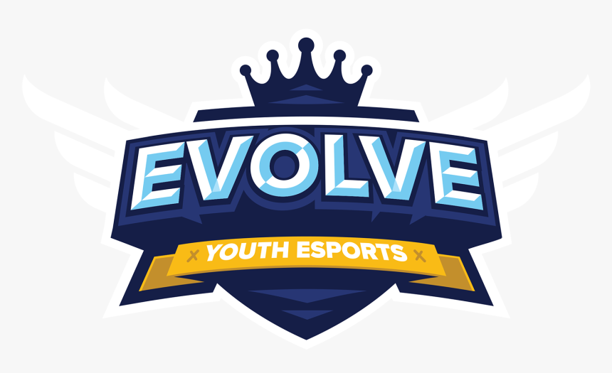 Evolve Fortnite Youth League - Png Open League Fortnite, Transparent Png, Free Download