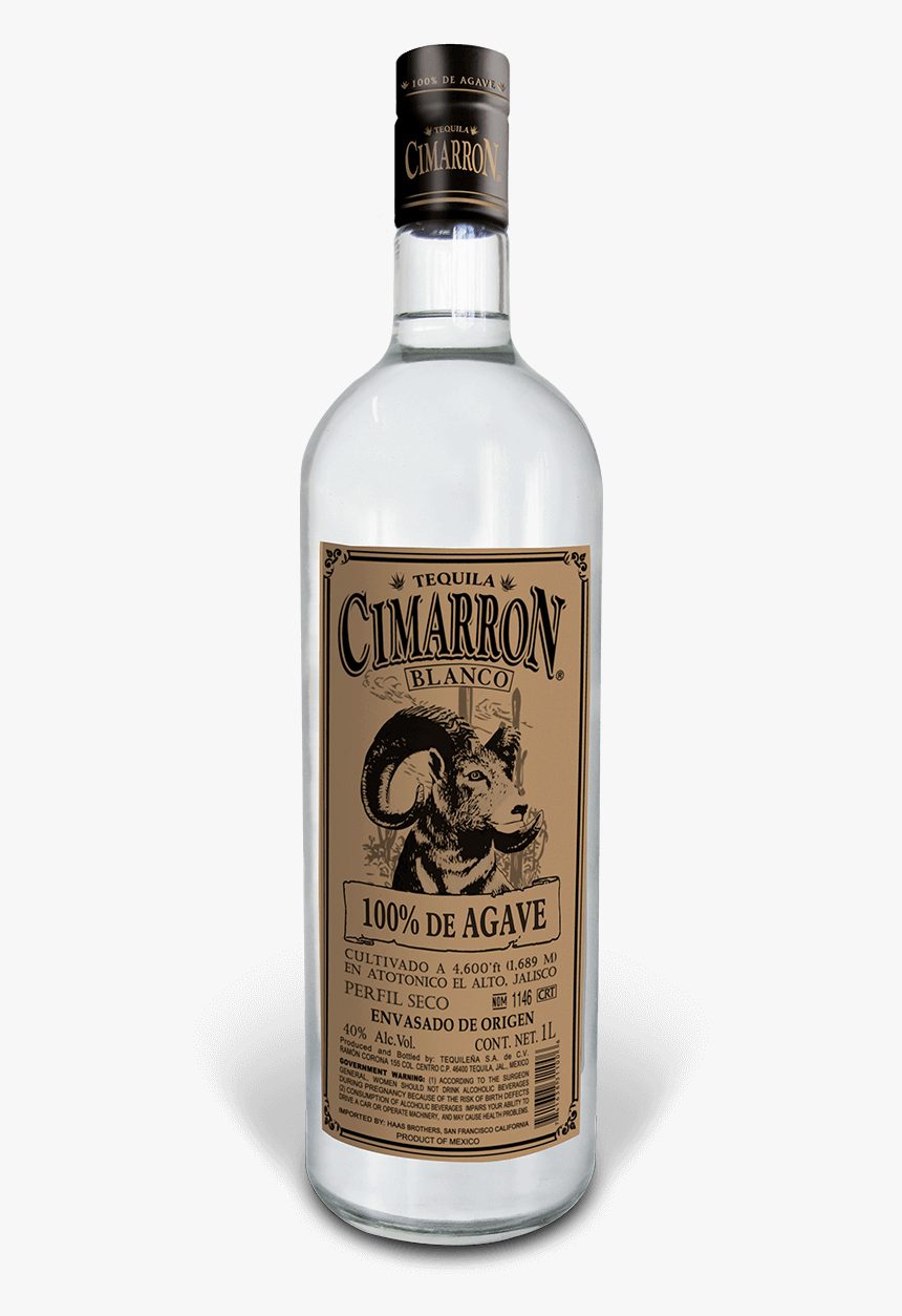 Cimarron Blanco Tequila, HD Png Download, Free Download
