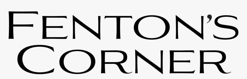 "Fenton""s Corner, HD Png Download, Free Download"