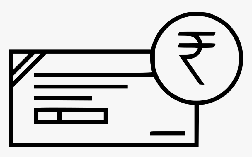 Rupee - Cheque Clearance Icons, HD Png Download, Free Download