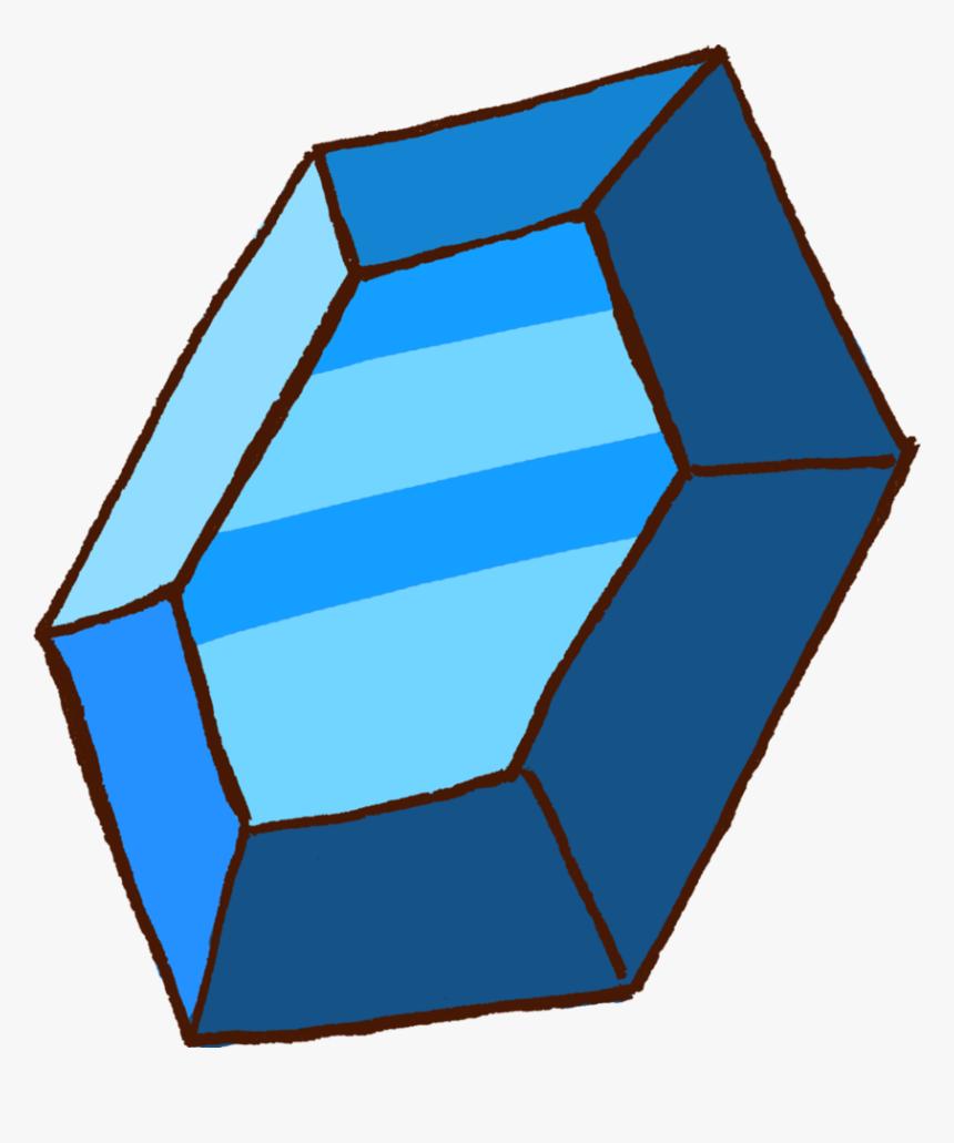 Zelda Rupees Png - Legend Of Zelda Blue Rupee, Transparent Png, Free Download