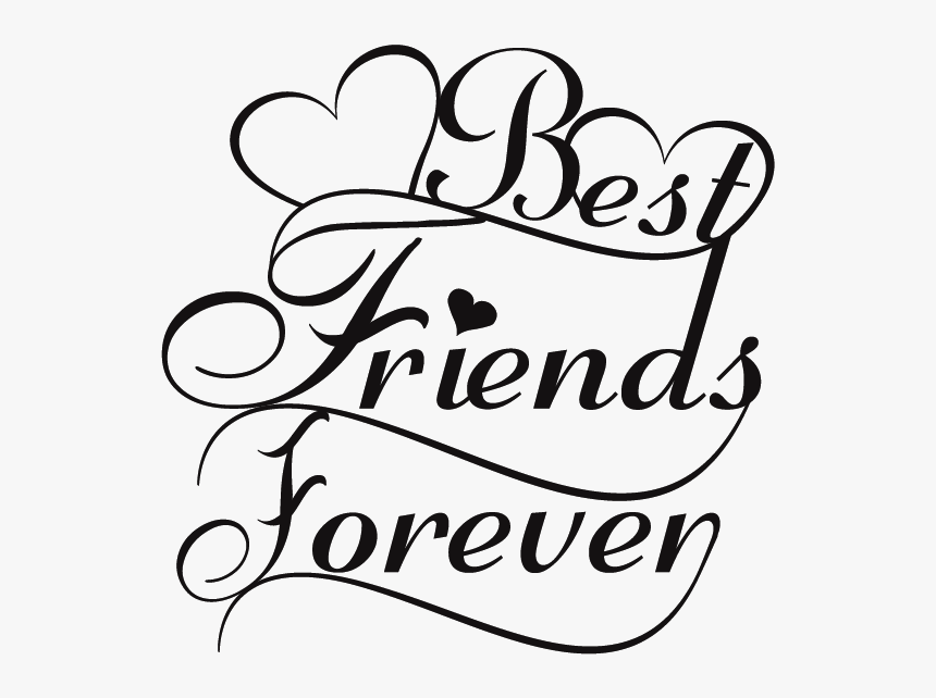 Drawings Of 2 Best Friends, HD Png Download, Free Download