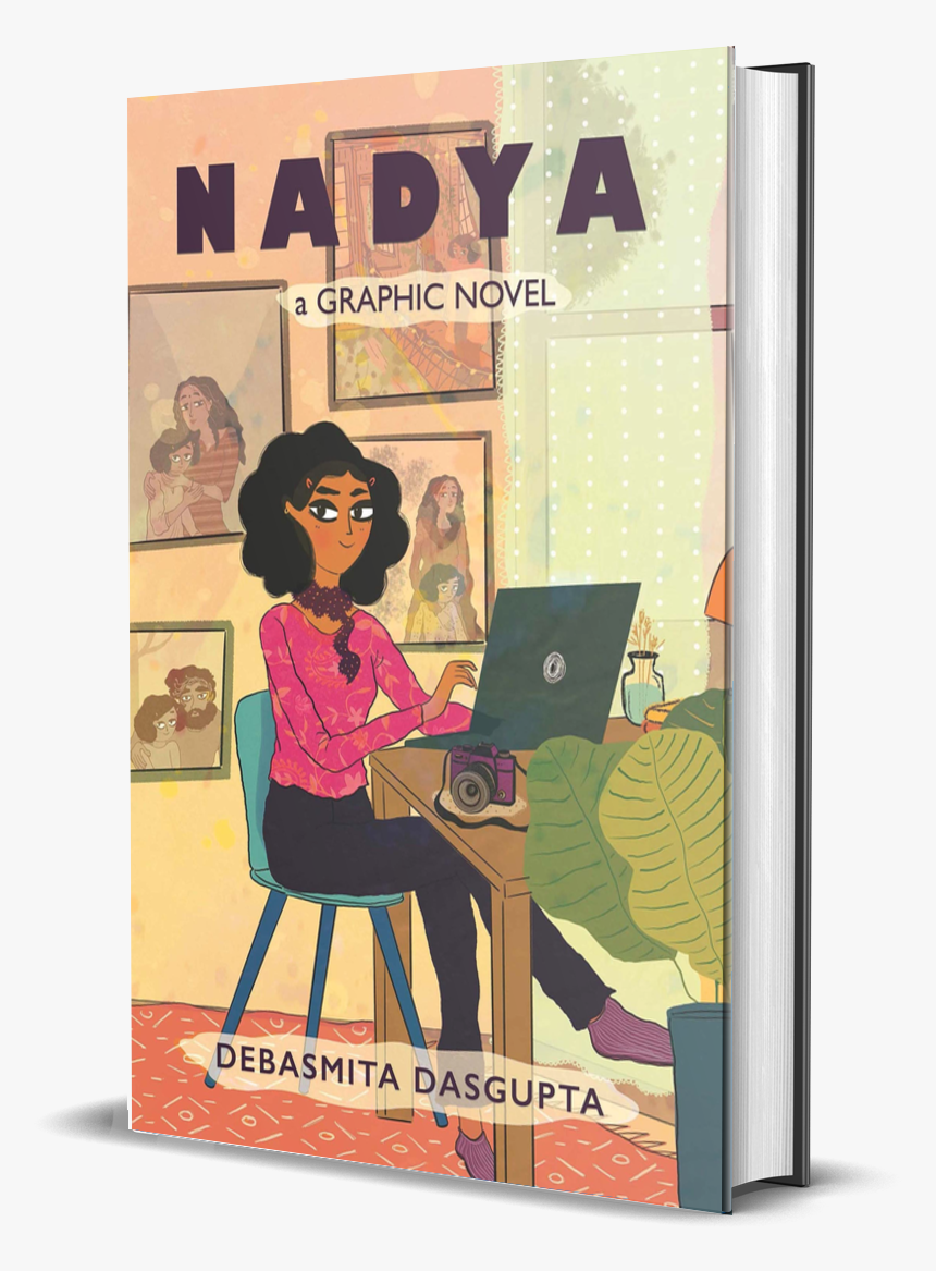 Nadya - E-book, HD Png Download, Free Download
